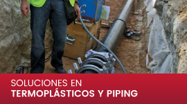 Soluciones En Termoplásticos Y Piping